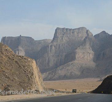 Fietsroute in Iran