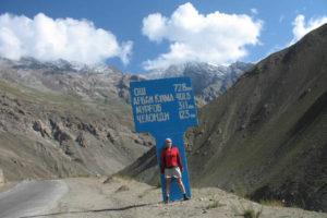 Fietsen in Tajikistan
