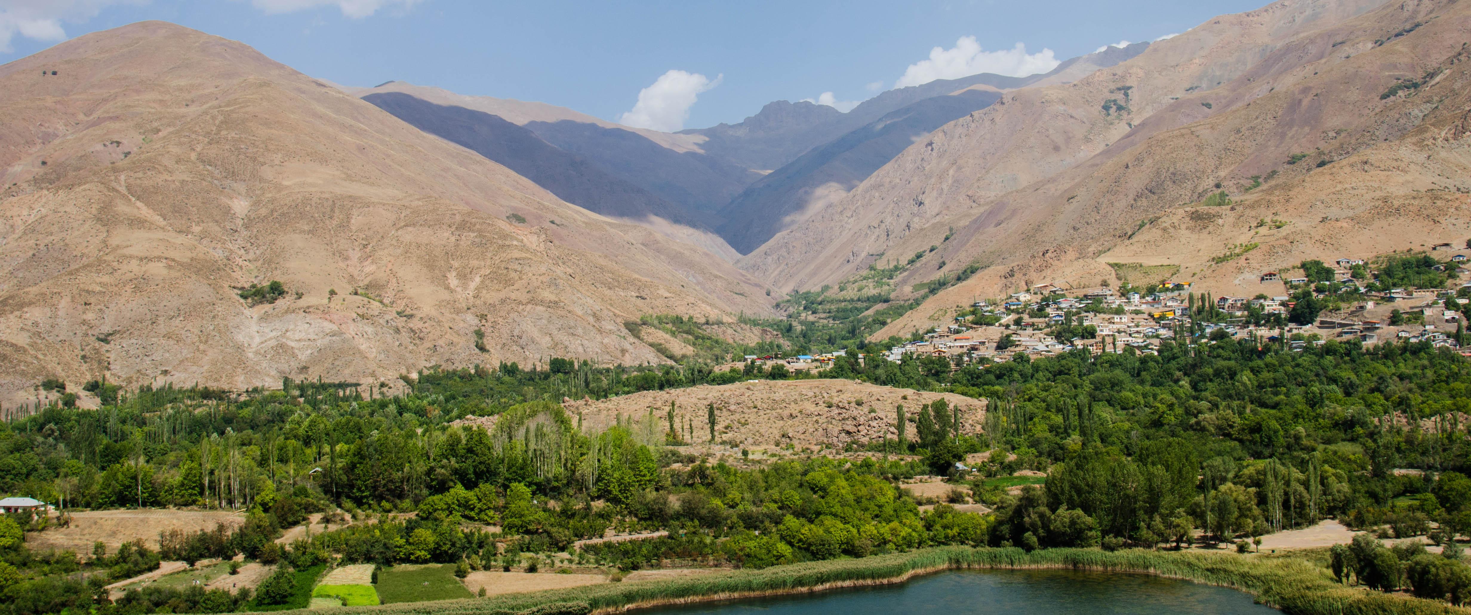Fietsen in Iran